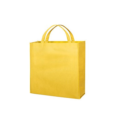 SHOPPER TNT MADISON 45X45X14 GIALLO