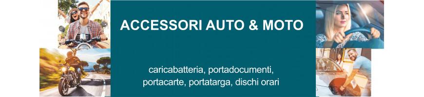 Accessori auto e moto